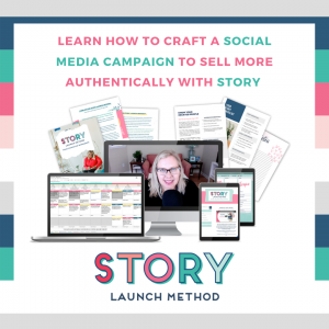 Story Launch Method - Social Media Campaign Guide